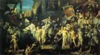 Исторические сюжеты в живописи