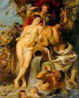 Античная мифология - Соединение Воды и Земли