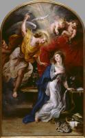 Библейские сюжеты в живописи - Благовещение