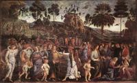 Библейские сюжеты в живописи - Исход Моисея из Египта