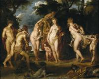 Peter Paul Rubens - Суд Париса
