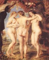 Peter Paul Rubens - Три грации