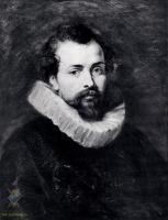 Портрет Филиппа Рубенса :: Питер Пауль Рубенс
