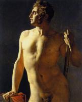 Картины ню, эротика в шедеврах живописи - Мужская эротика - обнажённый торс