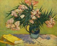 Van Gogh - Натюрморт с олеандром