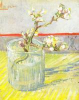 Van Gogh - ветка цветущего миндаля