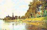 Заандам ( Голландия ) :: Клод Моне