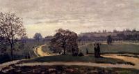Claude Monet - Гайд-парк, Лондон