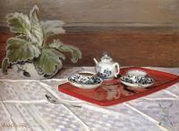 Чайный сервиз :: Клод Моне ( Франция )