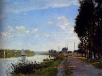 Моне Клод (Claude Monet) - Аржантей