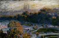Claude Monet - Тюильри ( Франция )