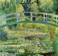 Claude Monet - Пруд с водными лилиями