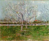 Van Gogh (Ван Гог) - цветущий сад
