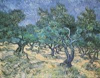 Оливковая роща V :: Ван Гог