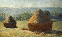 Claude Monet - Стога (конец лета)