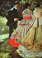 Моне Клод (Claude Monet) - Пикник