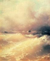 Aivazovsky, Ivan Constantinovich - Море