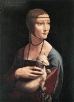 da Vinci Leonardo - Дама с горностаем