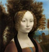 da Vinci Leonardo - Портрет Дамы