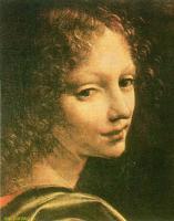da Vinci Leonardo - Ангел