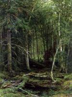 Ivan Shishkin - Лесная глушь
