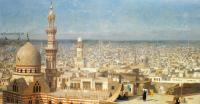 Архитектура - Вид на Каир
