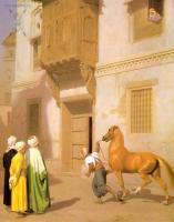 Архитектура - Каирский торговец лошадьми