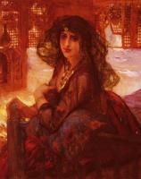 Арабский восток - Девушка из гарема