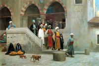 Арабский восток - Покидая мечеть