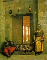 Арабский восток - Головы заключённых