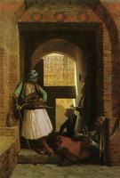 Арабский восток - Стражники у ворот