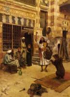 Арабский восток - Послеполуденное шоу