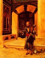 Арабский восток - Просящий милостыню
