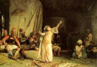 Арабский восток - Исполнительница танца живота