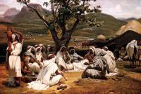 Арабский восток - Арабский расказчик сказок
