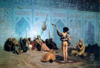 Арабский восток - Заклинатель змей