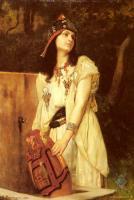 Портреты - Девушка с сосудом