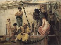 Древний Рим и Греция, Египет - Рынок рабов