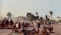 Арабский восток - Торговая площадь