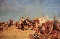 Арабский восток - Арабский лагерь