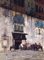 Арабский восток - Эскорт Паши