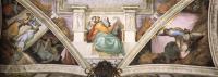 Фреска над центральным входом :: Микеланджело Буаноротти ( Италия )