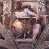 Фрески, монументальная живопись, роспись стен - Даниил