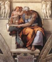 Кумчанская сивилла :: Микеланджело Буаноротти ( Италия )