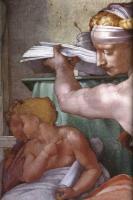 Ливийская сивилла ( деталь ) :: Микеланджело Буаноротти ( Италия )