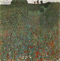 Поле маков :: Густав Климт ( Австрийский художник )