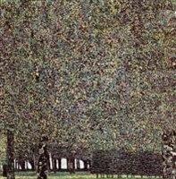 Gustav Klimt - Парк