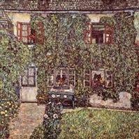 Gustav Klimt - Дом Гвардабоски