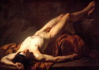 Картины ню, эротика в шедеврах живописи - Обнажённый Гектор