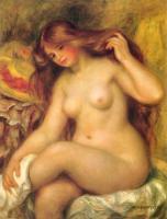 Pierre-Auguste Renoir - Обнажённая